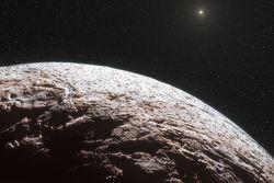 Планета Макемаке озадачила астрономов отсутствием атмосферы