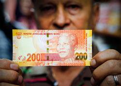 Теперь в обороте ЮАР будут ходить банкноты с Манделой