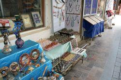 Сувениры на турецком базаре