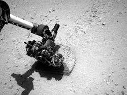 Ученые о первых результатах марсианской породы от Curiosity