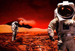 Земляне готовятся к полету на Марс