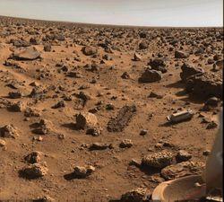 Для создания атмосферы на Марсе пригодится... лак для волос