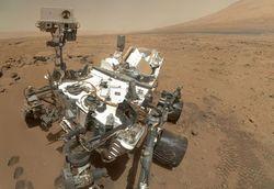 PR-возможности: Марсоход Curiosity как рекламоноситель