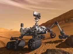 Когда же марсоход Curiosity заработает на полную силу