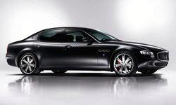 Компания Maserati продемонстрировала новый Quattroporte