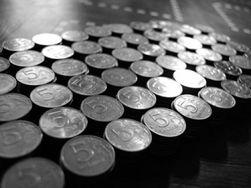 За неделю денежная база России увеличилась на0,74 процента