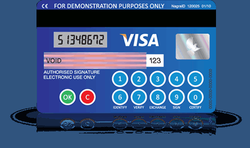 Mastercard выпустила кредитку с... дисплеем и клавиатурой