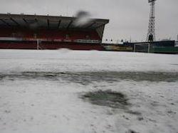 Отмененный из-за погоды матч Северная Ирландия – Россия состоится летом