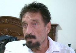 Создателя McAfee задержали на границе Мексики и Белиза