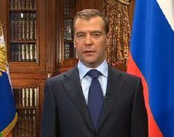 Медведев об экономике и об имеющем значение размере