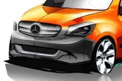 Имеет ли французские корни новый Mercedes-Benz Citan?