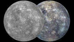 Космические сенсации: зонд Мессенджер составил карту Меркурия