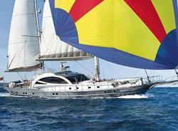 За незаконный бизнес налоговая Крыма изъяла яхту стоимостью 1,6 млн. гривен