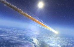 Темный цвет и малый размер – причина «невидимости» метеорита