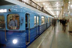 В московском метрополитене женщина упала под поезд
