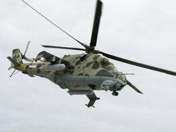 На Украине потерпел крушение МИ-8. Есть погибшие