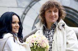 Наталья Мильниченко с мужем