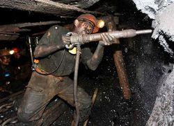 Профессия шахтера - одна из самых опасных