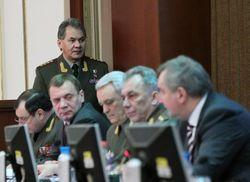 Коллегия Минобороны: Армейскую реформу Сердюкова придется исправлять