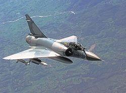Вторая за 2 недели катастрофа «Мираж-2000»: самолет упал во Франции