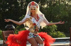 Мисс модель мира-2012 стала украинка, представлявшая на конкурсе Россию