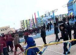 митинг в Жанаозене