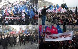 Депутат Пинчук: акция «Вставай, Украина!» давно провалилась