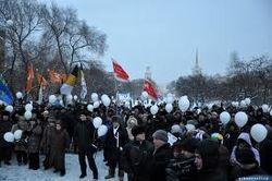 Российский закон о митингах подвергся резкой критике со стороны Венецианской комиссии