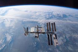 Инвесторам: на защиту МКС от микрометеоритов выделяется 1 млрд. рублей