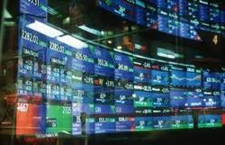 Фондовый рынок России уверенно вырос в пределах процента