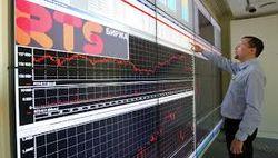 ММВБ и РТС растут после обеда на Московской бирже