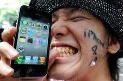 Больше всех за мобильную связь платят владельцы iPhone