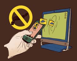 """Связка """"мобильник-компьютер"""" повысит безопасность"""