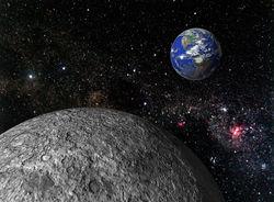 Луна появилась после ядерного взрыва на Земле – ученые