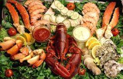 Морепродукты помогут в профилактике сердечно-сосудистых заболеваний