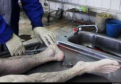 Блоггеры обсуждают ошибку медиков заморозивших в морге живого человека