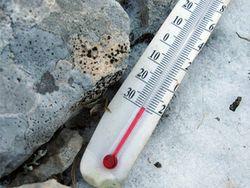 Сильные морозы в Пензенской области угрожают озимым