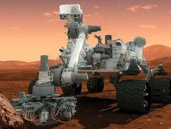 На марсоходе НАСА сломался датчик ветра