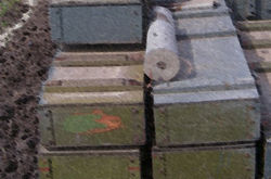 На складе с боеприпасами в Оренбургской области солдаты курили