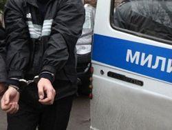 нападение на милиционера