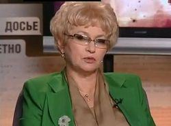 Людмила Нарусова о Владимире Путине и Совете Федерации