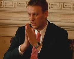 Блогер Навальный