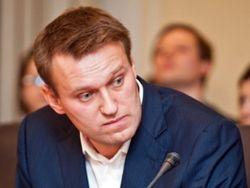 В Москве задержан кандидат в мэры оппозиционер Навальный