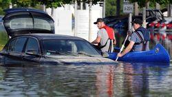 Венгрия страдает от наводнения - последствия