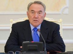 Н. А. Назарбаев