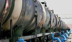 Пошлина на экспорт нефти РФ была сокращена