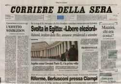 Россияне удивляют Европу, выкупая газетные полосы под некролог… коту