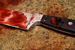 драка с ножем