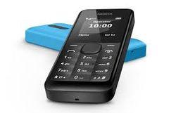 Nokia делает ставку на бедных – презентована модель 105 за… 15 евро