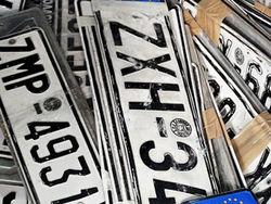 Рекорд Швейцарии – за автомобильный номер выложили 145 тысяч долларов